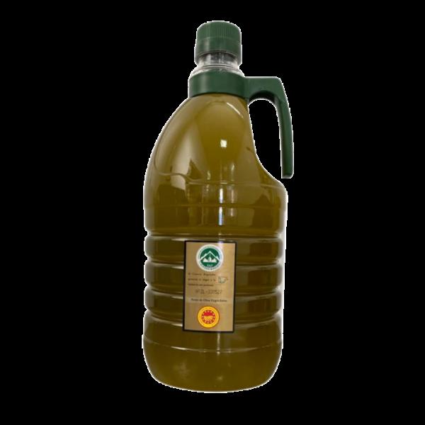 Botella 2l La Perla Contraetiqueta