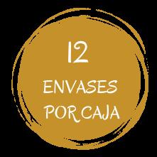 12 Envases Por Caja R