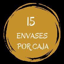 15 Envases Por Caja R