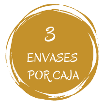 3 Envases Por Caja R