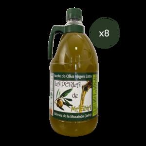 Botella 2l La Perla 2