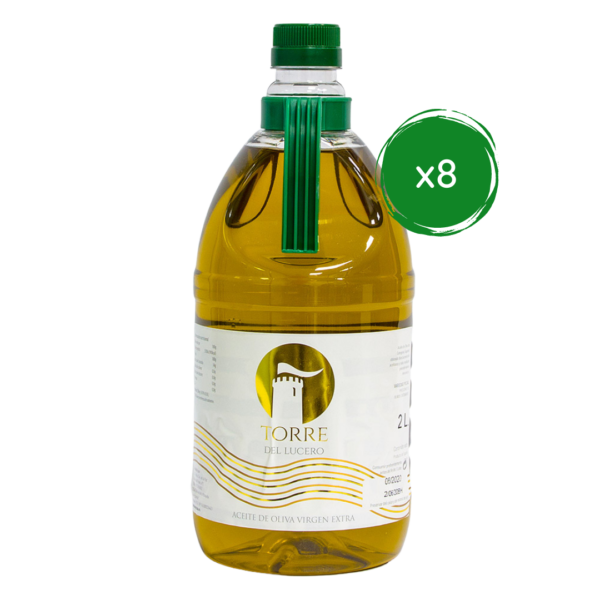 Botella 2l Torre Del Lucero Extra 2