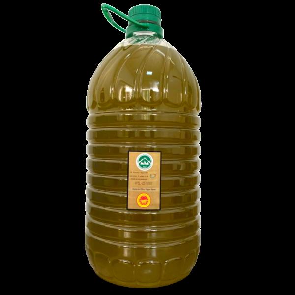 Botella 5l La Perla Contraetiqueta